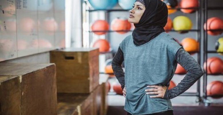 This Muslim Teen Girl Started Her Own Gym Classes For Women Who