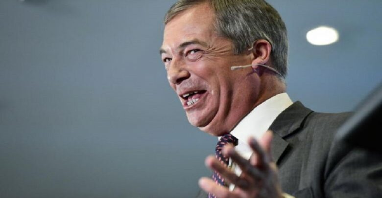Party's Farage