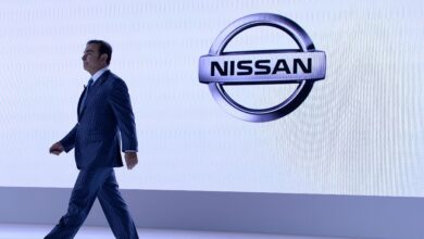 Ex-Nissan chief