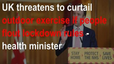 lockdown rules